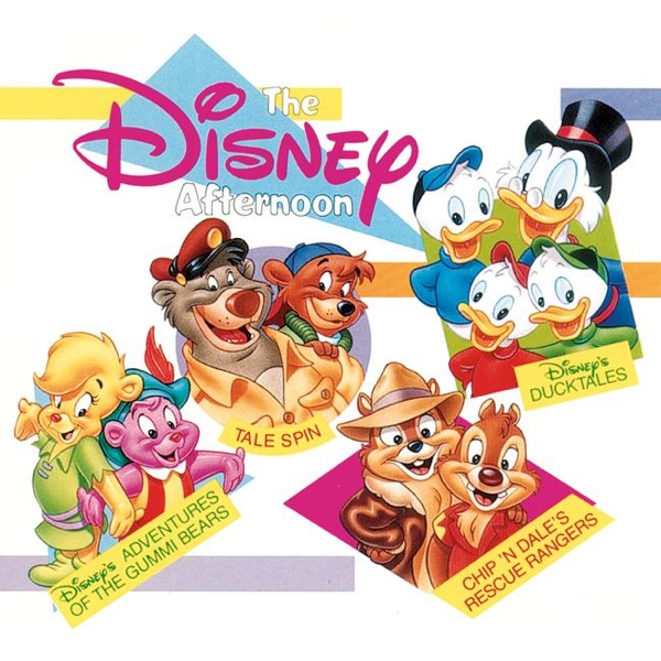 The Disney Afternoon Studio Chorus - Tale Spin Theme song lyrics