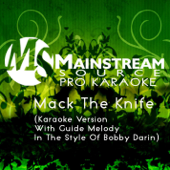 [Download] Mack the Knife (Karaoke Version With Guide Melody in the Style of Bobby Darin) MP3