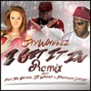 I Get It In (Remix) [feat. Fred the Godson, Jr Writer & Pressley Carter] - Single, Jaywheelz
