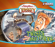 #23: Twists and Turns - Adventures in Odyssey - Adventures in Odyssey