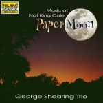 George Shearing Trio - I Just Can't See for Lookin'