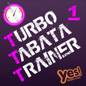 Turbo Tabata Trainer 1 (Unmixed Tabata Workout Music with Vocal Cues)