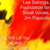 We Will Lift You Up Tagalog Version Single