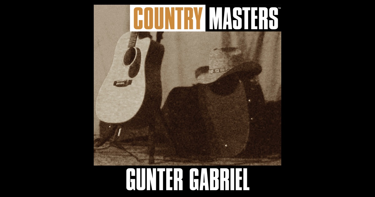 country masters by gunter gabriel on apple music. Black Bedroom Furniture Sets. Home Design Ideas