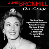 June Bronhill on Stage