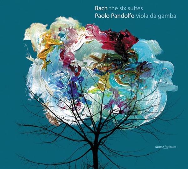 Bach: The Six Suites (on Viola da Gamba)