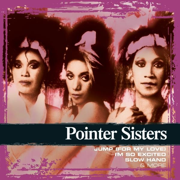 The Pointer Sisters mit I'm So Excited