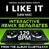 I Like It (129 BPM Interactive Remix Separates) - EP, DJ Dizzy