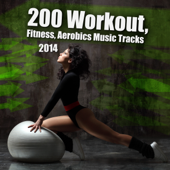 200 Workout, Fitness, Aerobics Music Tracks 2014