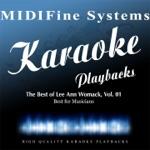 Best of Lee Ann Womack, Vol. 01 (Karaoke Version)