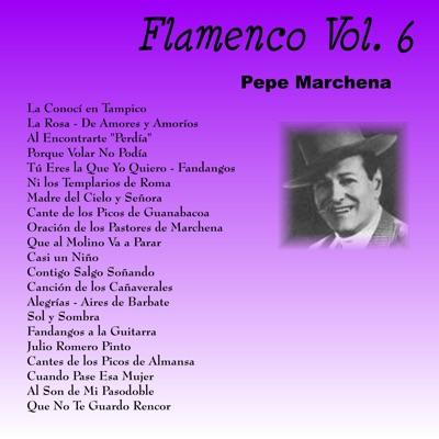 Flamenco Vol. 6 - Pepe Marchena