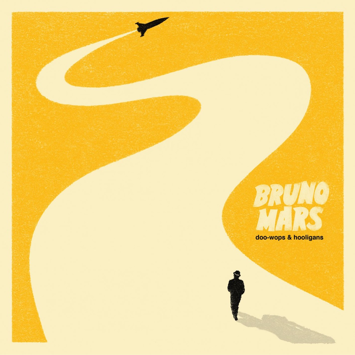 Doo-Wops  Hooligans Bruno Mars CD cover