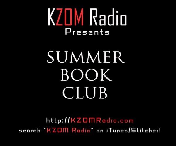 KZOM Radio's Summer Book Club