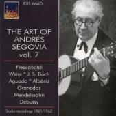 Andres Segovia - 12 Danzas Españolas (Spanish Dances), Op. 37: No. 5. Andaluza [Playera] [Arr. for Guitar]
