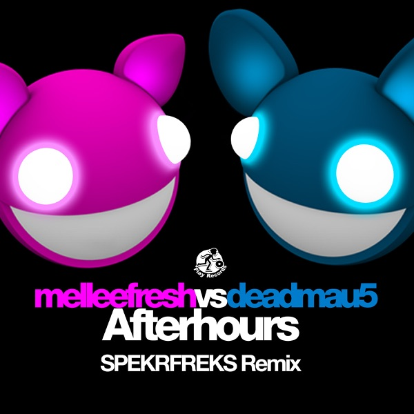 Afterhours (Spekrfreks Remix) [Melleefresh vs. deadmau5] - Single