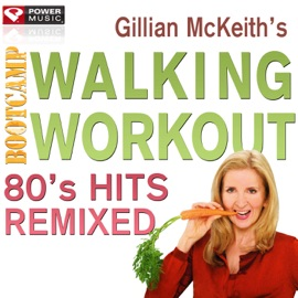 Gillian Mckeith S Bootcamp Walking Workout 80s Hits Remixed
