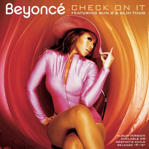 Beyoncé - Check On It (feat. Bun B & Slim Thug) - EP