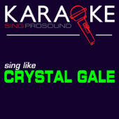 Why Have You Left the One You Left Me For (In the Style of Crystal Gayle) [Karaoke with Background Vocal]