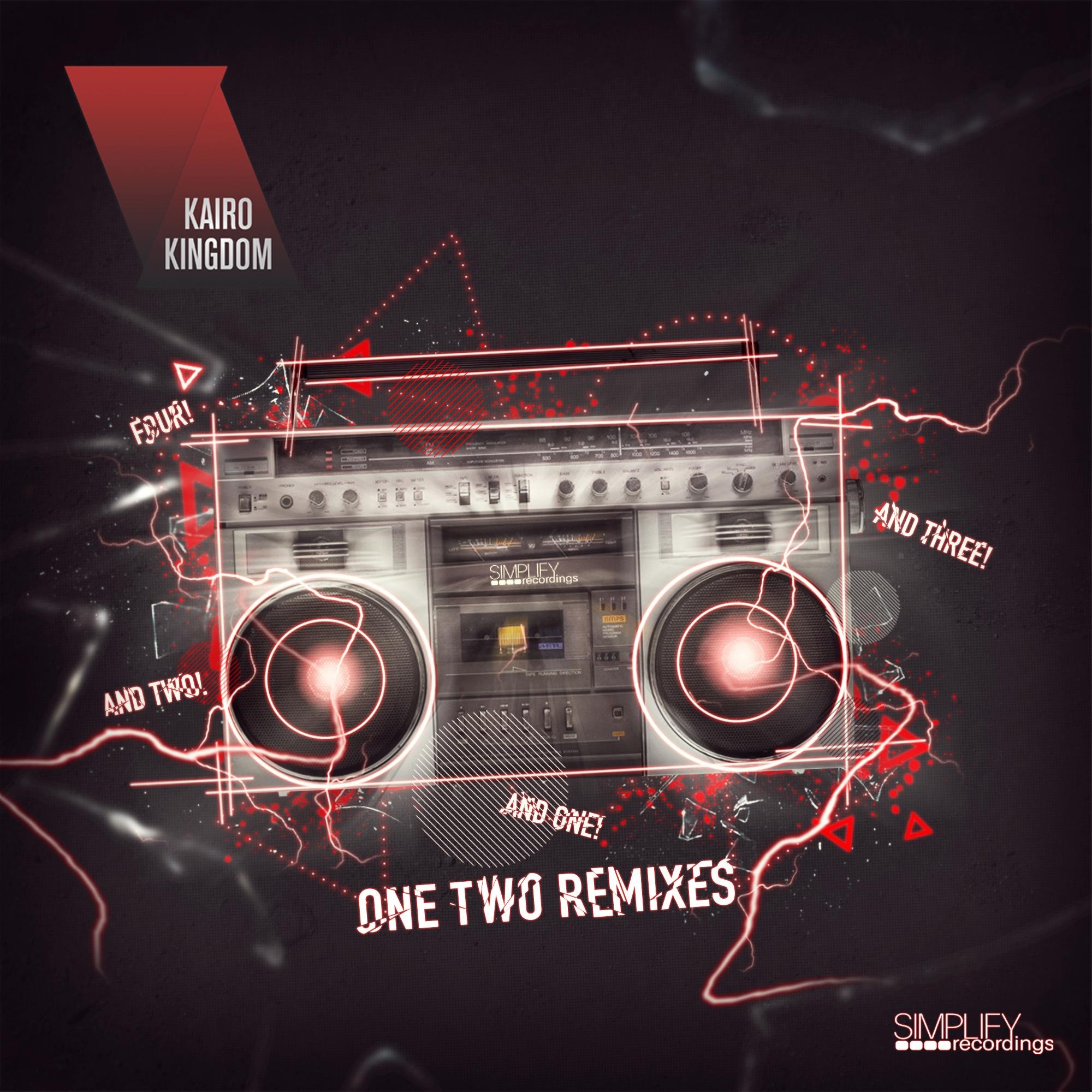 One Two Remixes - EP