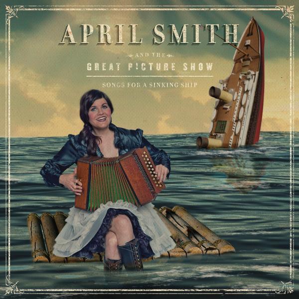 April Smith - Colours