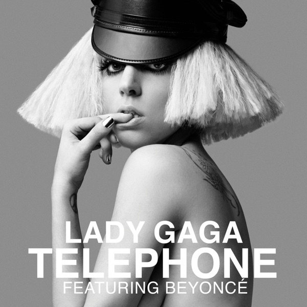 Cover art for Telephone