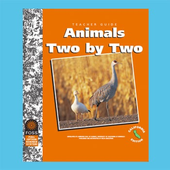 FOSS CA: Animals Two by Two Teacher Preparation Videos