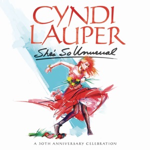 Cyndi Lauper - All Through the Night