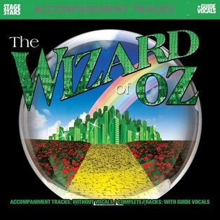 Songs from The Wizard of Oz: Karaoke – Stage Stars Records