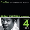 After Hours, Sarah Vaughan