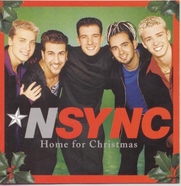 *NSYNC mit Merry Christmas, Happy Holidays
