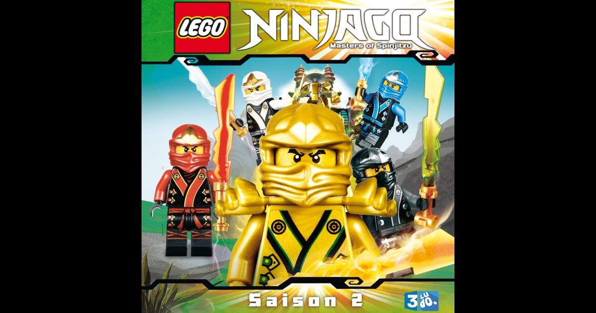 Lego ninjago saison 2 sur itunes - Ninjago saison 2 ...