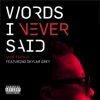 Words I Never Said (feat. Skylar Grey) - Single, Lupe Fiasco