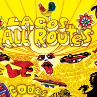 Various Artists - Lagos All Routes