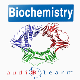 Introduction to Biochemistry: AudioLearn Follow-Along Manual (Unabridged) audiobook