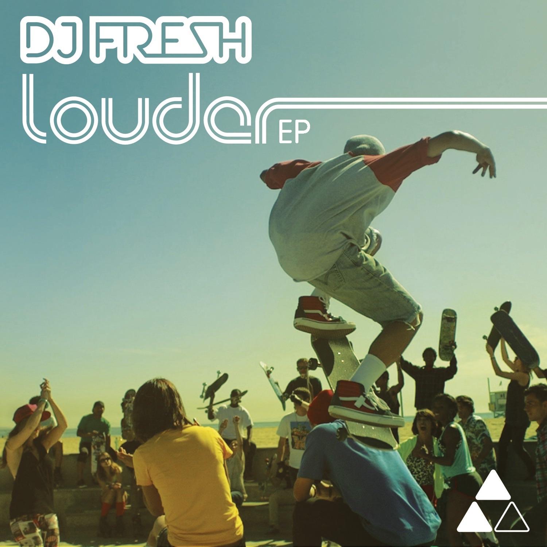 Louder - EP