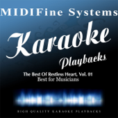 Long Lost Friend (Karaoke Version Originally Performed by Restless Heart) - MIDIFine Systems