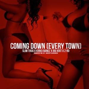 Slim Thug - Coming Down feat. Z-Ro, Big K.R.I.T. & Kirko Bangz