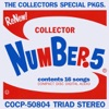 Collector Number.5 ジャケット写真