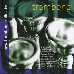 New Trombone Collective - Serenade No. 6 for Trombone, Viola and Cello: IV. Dialogue