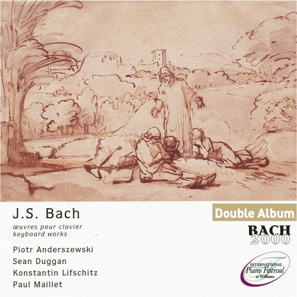 J.S. Bach: Keyboard Works