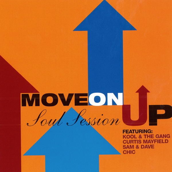 Cover art for Move On Up