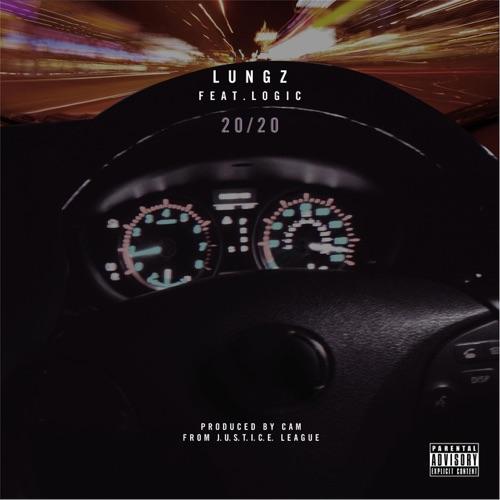 LUNGZ - 20/20 (feat. Logic) - Single