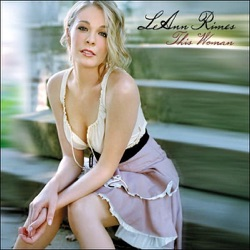 This Woman - LeAnn Rimes Album Cover