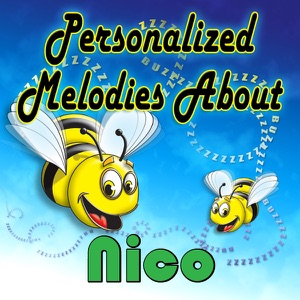 Personalized Kid Music - Man In The Moon Lullaby for Nico (Neeko, Neiko, Neko, Nicco, Nicko, Nieco, Nikko, Niko)