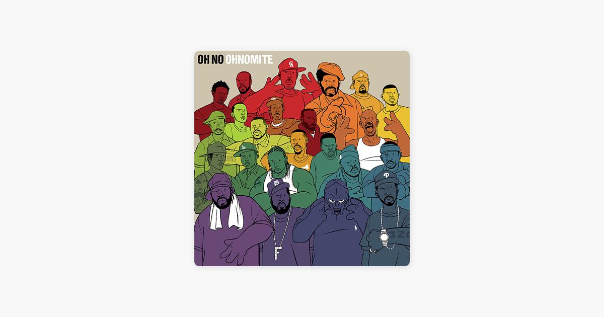 ohnomite album