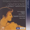Mozart: Demofoonte - Fragments of an Opera, Bruno Weil & Capella Coloniensis, Capella Coloniensis & Bruno Weil