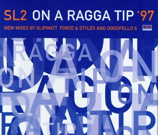 Cover art for On A Ragga Tip