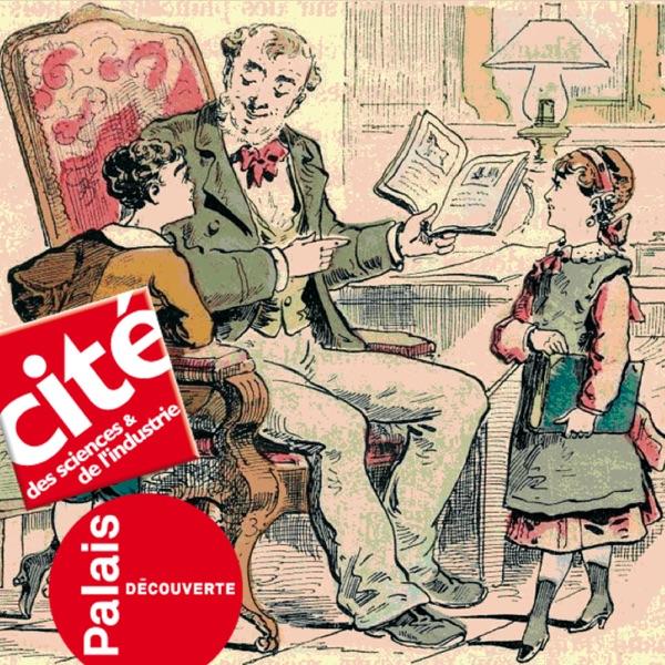Livres de sciences pour enfants au 19e siècle
