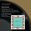 Otto Klemperer - Brahms: Symphonies Nos.1-4 artwork