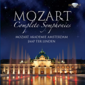 Symphony No. 40 in G Minor, K. 550: I. Molto allegro (First Version without Clarinets) - Mozart Akademie Amsterdam & Jaap Ter Linden